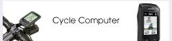 サイクルコンピューター
